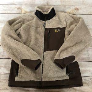 Mountain hardware Monkey zip up fleece